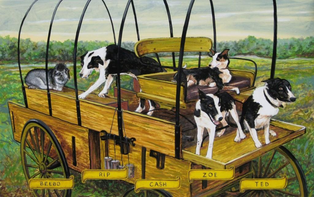 Zaunbrecher Cattle Dogs